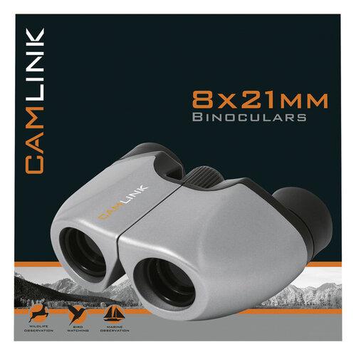 CamLink 8x21 mm - 10