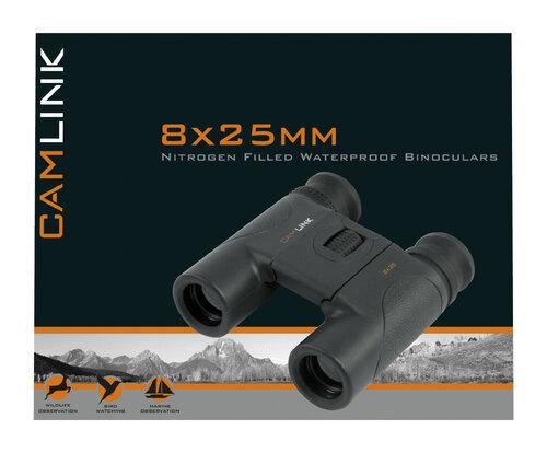 CamLink 8x25 mm - 12