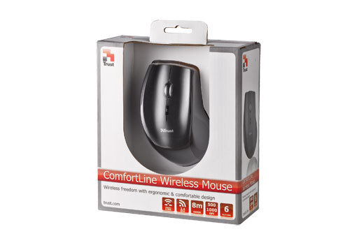 Trust ComfortLine Wireless Mouse #4