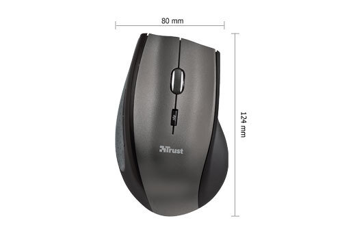 Trust ComfortLine Wireless Mouse #6