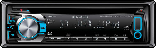 Kenwood KDC-4754SD #4