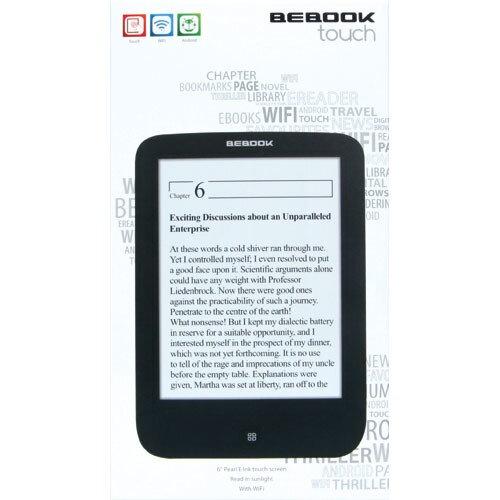 BeBook Touch - 2