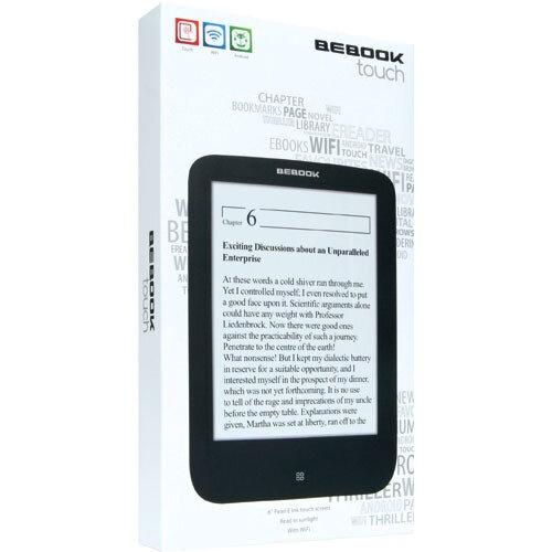 BeBook Touch - 3