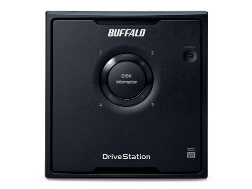 Buffalo DriveStation HD-QL8TU3/R5J - 2