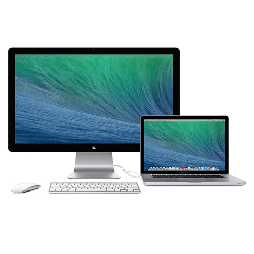 Apple Thunderbolt Display #4