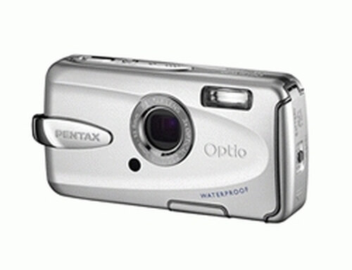 Pentax Optio W30 #4