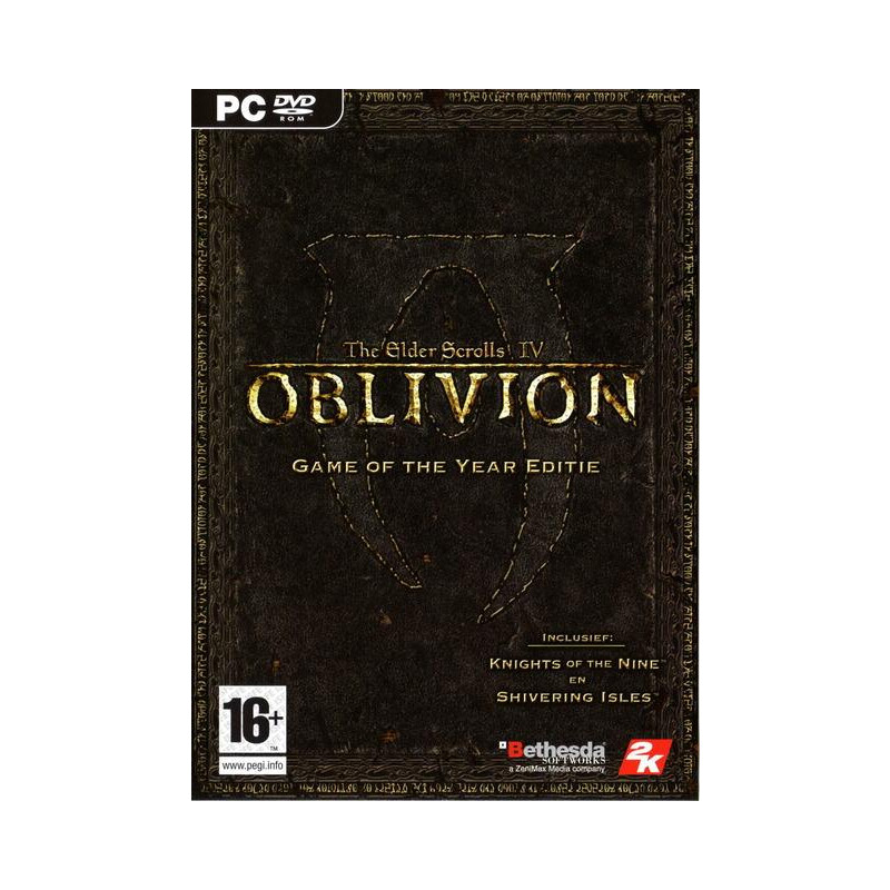 Bethesda The Elder Scrolls IV: Oblivion Game of the Year Edition (PC) #1
