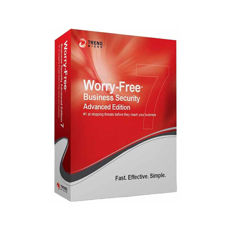 Trend Micro Worry-Free Business Security 7 Advanced #1