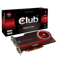 CLUB3D Radeon HD 4870 GDDR5